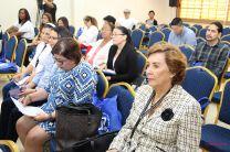 Entusiasmo por el seminario entre los participantes.