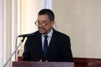 Dr. Alexis Tejedor De León, Vicerrector de Investigación, Postgrado y Extensión.