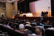 Aspectos de la sesión del Consejo general Universitario.