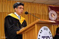 Discurso del Director del Centro Regional de Bocas del Toro, Ing. Lionel Pimentel.