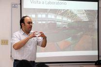 Dr. Francisco Grajales, representó a la UTP en Congreso.