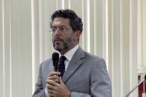 Flavio Rosa, profesor de Sapienza Universidad de Roma.