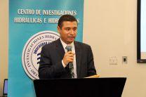 Las palabras de inauguración del lanzamiento del Proyecto las ofreció el Dr. Carlos Rovetto.