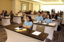 Los participantes durante el lanzamiento del Proyecto FID17 – 071.