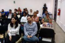 Participantes en el Seminario Taller del Proyecto Interinstitucional.