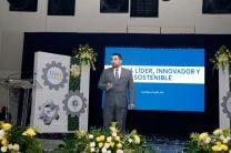 El Dr. Juan Marcos Castillo, dicto la Conferencia inaugural.