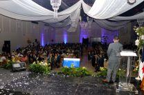 Alrededor de 600 personas toman parte en el Congreso de la FII en Veraguas.