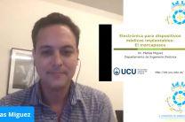 Dr. Rolando Gittens, del Instituto de Investigaciones Científicas y Servicios de Alta Tecnología de Panamá (INDICASAT).