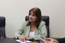 Viceministra del Ministerio de Educación Superior de Cuba.