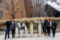 Visita guiada por el campus del MIT.