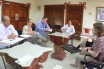 Durante la reunión se proporcionaron recomendaciones y se establecieron futuros proyectos.