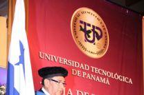 Rector de la Universidad Tecnológica de Panamá.