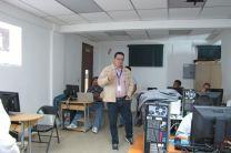 Mgter. Danny Murillo, Investigador del Proyecto UTP-Ridda2.