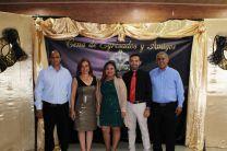 Equipo Organizador de la Primera Cena de Egresados y Amigos de la UTP Coclé.