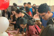 Estudiantes que participaron en esta actividad.