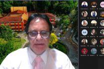 El autor de World Canals, es el Capitán Francisco José González Sañudo, docente de la Facultad de Ingeniería Civil de la UTP.