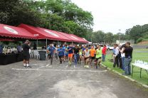Participantes de la Maratón XXXVII Aniversario de Creación de la UTP.