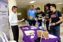 Estudiantes, docentes y Administrativos participaron de la Jornada de Sensibilización