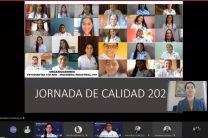 Estudiantes del Centro Regional de Veraguas.