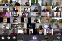 En este taller participaron, de manera virtual, académicos, investigadores, estudiantes y colaboradores.