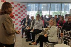 Presentación Proyecto MOVIDIS en la Multinacional ABB Panamá