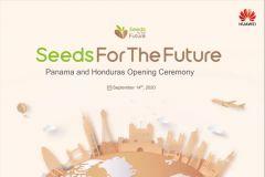 UTP participa en la Inauguración del Programa Semillas para el Futuro SKY 2020.