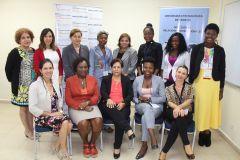 Mujeres Emprendedoras de Haití Visitan la UTP