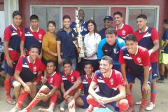 Equipo Ganador del Centro Regional de Coclé
