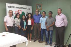 Estudiantes de la UTP en Bocas del Toro, reciben beca.