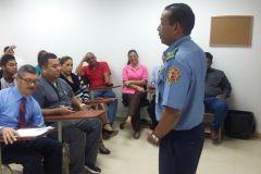 Personal de la UTP se prepara para enfrentar los desastres naturales.