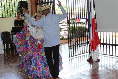 UTP Azuero Conmemora el Inicio del Mes de la Patria.