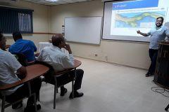 Ingeniero Arturo Batista, Investigador del IDIAP, realiza presentación del Proyecto.
