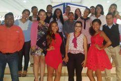 Estudiantes de la carrera de Licenciatura en Ingeniera Geomática de la FIC.