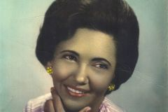 Hersilia Ramos de Argote, educadora panameña.