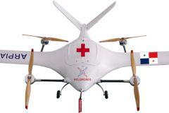 El proyecto lo realiza el Laboratorio Flying Labs, de la UTP y la Empresa Helidrones S. A.