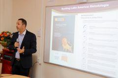 Ing. Axel Martínez, encabeza la Comisión Institucional del PDI, por parte de la Rectoría.