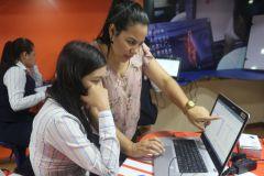 La capacitación se llevó a cabo para el personal administrativo de la Fundación.