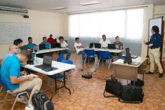 El objetivo del Seminario Taller es introducir la herramienta a docentes, investigadores y estudiantes.