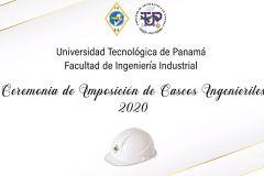 Imposición de Cascos Ingenieriles de la Facultad de Ingeniería Industrial