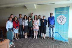 Proyecto se realizó con la participación de representantes de los ocho países que lo componen.