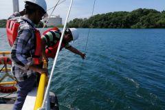 CIHH Y ACP Realizan calibración y prueba del perfilador de densidad