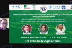 Primer Coloquio Virtual Internacional de Ingeniería, Ciencias y Tecnología