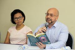 La actividad tuvo como tema central el Cuento en Centroamérica, porque actualmente hay un auge y es un momento estelar del cuento.