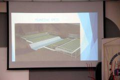 El diseño de la planta de tratamiento de agua entre los resultados de los proyectos.