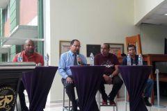 Los esfuerzos, luchas y logros de Colaboradores de la UTP, se expusieron el Día Internacional del Hombre.