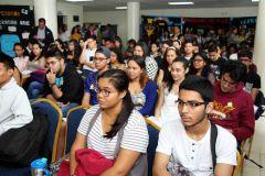 Una marcada participación de docentes, estudiantes y administrativos de la UTP respaldaron la programación del Día de la Salud Mental.