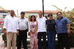 Escritores que han ganado premios en la Universidad tecnológica de Panamá participaron en Festival Internacional