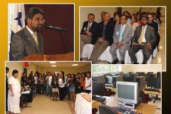 Actividades conmemorativas al Aniversario de la Facultad de Ciencias y Tecnología.