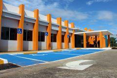 El edificio contará con nueve aulas, un salón de estudios y otras facilidades.