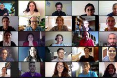 Participantes del Encuentro Estudiantil ODS: Proyectos de Ingeniería y Ciencias en Latinoamérica.